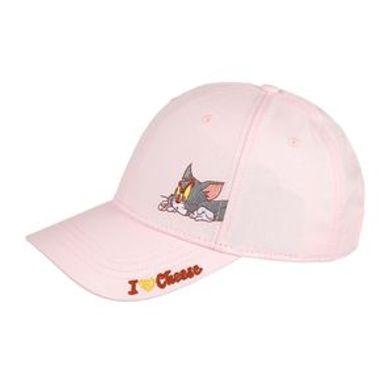 Gorra De Beisbol Bordada Tom Y Jerry Tom & Jerry Rosa 58 cm Unitalla