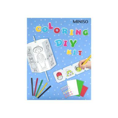 Set Rotatorio Para Pintar Niño 10 Piezas