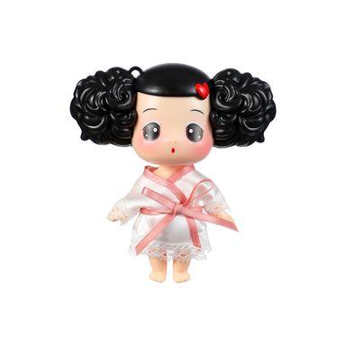 Muñeca De Ornamento Negra 9CM