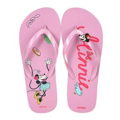 Sandalias Para Mujer Disney Minnie Mouse Rosa 37-38 CM
