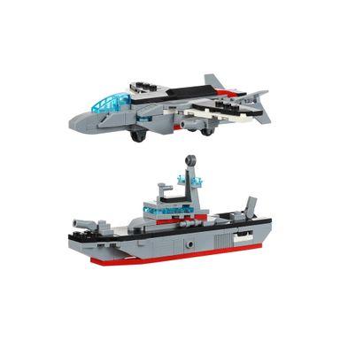 Bloques De Construcción Avión De Guerra Warhawk 101 Piezas