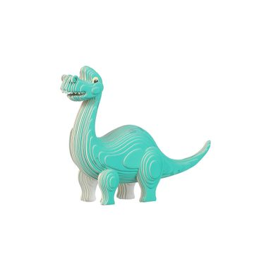 Rompecabezas 3D De Animales Tanystropheus 12X6X15CM