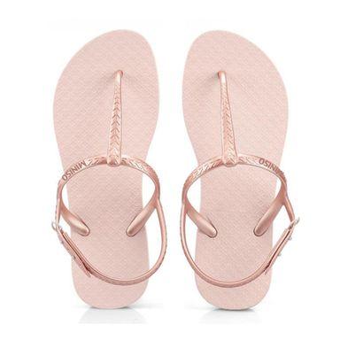 Sandalias Clásicas Para Mujer Rosa 35-36CM