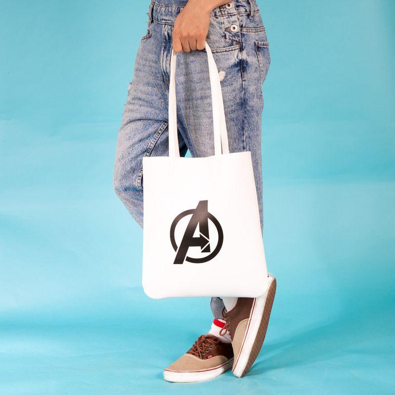 Bolsa-Marvel-Avengers-Estilo-Tote-De-Tela-Blanco-4-1792