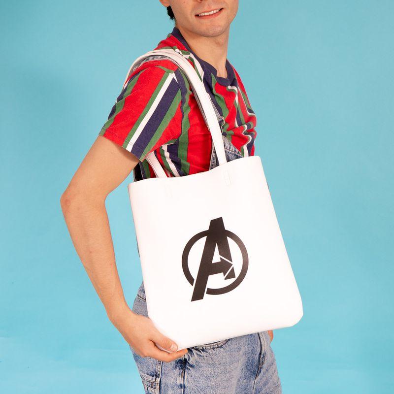 Bolsa-Marvel-Avengers-Estilo-Tote-De-Tela-Blanco-6-1792