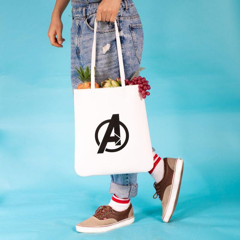 Bolsa-Marvel-Avengers-Estilo-Tote-De-Tela-Blanco-7-1792