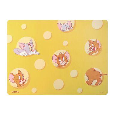 Mantel Individual Tom & Jerry Amarillo 40x30 cm
