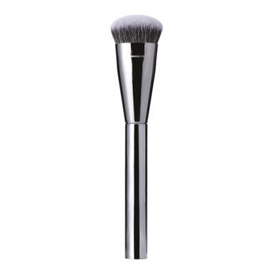 Brocha Para Base De Maquillaje Plateado 15x2 cm