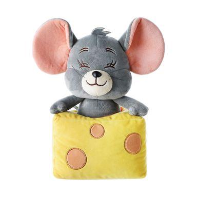Peluche Tom & Jerry Hermano De Jerry Gris 27x18 cm