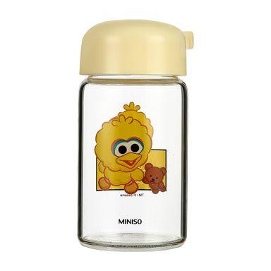Vaso Sesame Street Baby Big Bird De Vidrio 300 ml