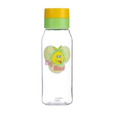 Cilindro Sesame Street Big Bird Plástico 450 ml